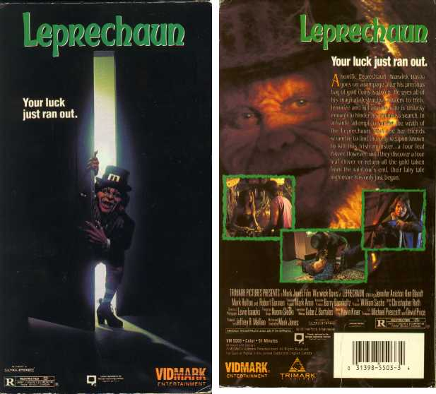 the leprechaun films 1993 - photo #25